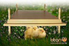 Éleveuse poule électrique 40cmx50cm mère poule-lampe chauffante, volaille lampe chauffante