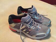 Para Hombre Adidas Supernova Glide 4 Running Shoes Trainers Talla 7 muy buen estado