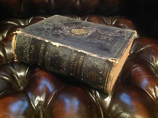 VERY RARE!  Rituals of Freemasonry 1870 First Edition Leatherbound Original