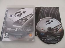 GRAN TURISMO 5 PROLOGUE - SONY PLAYSTATION 3 - JEU PS3 COMPLET