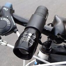 Bicycle Light LED 2500LM 3 Mode Q5 Bike Front Waterproof Lamp + Holder UK Stock