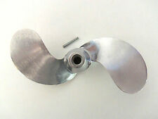 Trolling Motor Propeller - Minn Kota 40 60 CDR HGR UWR - Die Cast Aluminum - T-1
