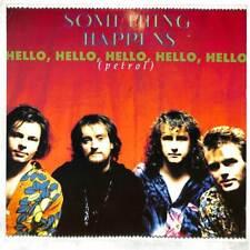 """Something Happens - Hello, Hello, Hello, Hello, Hello (Petrol) - 12"""" Vinyl"""