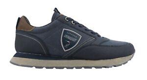 AUSTRALIAN AU134 11 Navy Scarpe da ginnastica stringate da uomo Sneakers