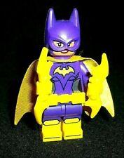 Lego The Batman Movie Batgirl 70902 70906 Loose Minifigure Dc Comics w Batarangs