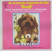 Benji 45 tours Charlie Rich 1976