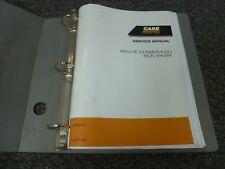 Case 6WG1-TC Common Rail Isuzu Engine Shop Service Repair Manual 9-36410 NA