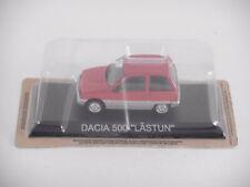 IXO / IST Models 1:43 Dacia 500 Lastun legändere Autos UDSSR/DDR neu in OVP