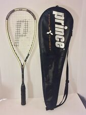 💥Prince Extender Triple Threat Rip Squash Racquet Racket & Carry Case