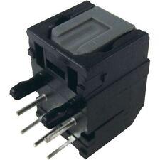 Cliff Optical Socket Connector (Toslink) Transmitter Fibre Optic FCR684208T