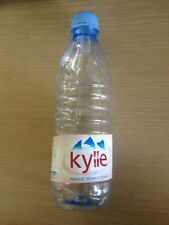 2002 Fever Tour Limited Edition Kylie Minogue Evian Water Bottle Empty RARE