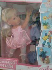 Rare Zapf Creations Collette doll mib