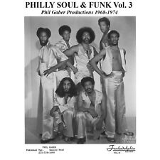 Philly Soul & Funk Vol. 3-More Philly Groups-R&B/Soul/Funk 1968-1974-CD-R