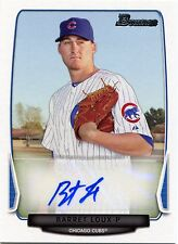 2013 Bowman Barret Loux Prospect Autograph Card BPA-BL Chicago Cubs Texas A&M