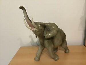 Elefant - wunderschöne große Sammelfigur -  Fa. Goebel /Griesbach