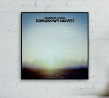 Boards of Canada - Tomorrow's Harvest Album Cover Print Poster / Music Art