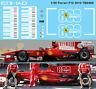 1/20 Ferrari F10 2010 Barcode & 800 Grand Prix F1 Decals TB Decal TBD260