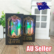 AU Waite Rider Tarot Deck Future Telling Sealed 78 Cards Set With Bag New EA