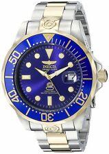 Invicta Pro Diver Grand Diver Automatic Blue Dial Two Tone Men's Watch 3049 SD