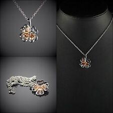 Swarovski Modeschmuck-Halsketten & -Anhänger mit Diamant