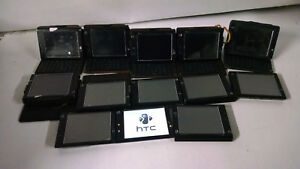 LOT OF 13 HTC Advantage X7501 Laptop-Style Smartphone MUST READ AD  AS IS