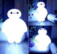 BayMax LED Night Light Bulb Energy Saving Big Hero 6 Cute Lamp Home Kid Gift