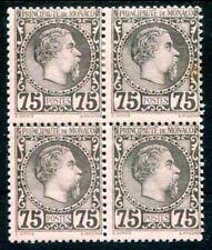 Monaco 1885 8 * nel sistema di quattro (z2981