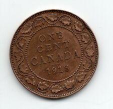 Canada - 1 Cent 1918