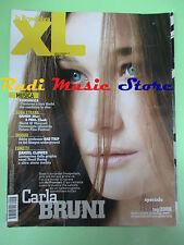 rivista la repubblica XL 17/2007 Carla Bruni Subsonica Vinicio Capossela No cd