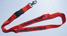 Ronald McDonald Kinderfonds Schlüsselband Lanyard NEU (T247)