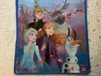 3 Frozen 2 Tote Bags Elsa Anna Kristoff Sven Olaf Set of 3! Reusable Disney NWT