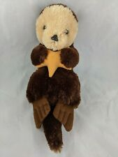 "Aurora Destination Nation Beaver Plush 14"" Stuffed Animal Toy"