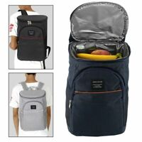20L Insulated Cooling Backpack Picnic Camping Rucksack Beach Ice Cooler Bag box