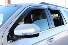 Tape-On Wind Deflectors 2018-2019 Ford Expedition