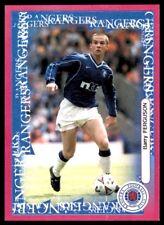 Panini SPL Gum Stickers 2001 - Barry Ferguson (Rangers) No. 63
