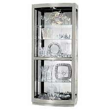 Howard Miller 680-396 Bradington II Lighted Curio Cabinet