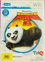 Wii Kung Fu Panda 2 Inc Manual