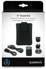 GARMIN travel pack accessoires pour 5 in (environ 12.70 cm) Sat Navs with Carry Case, Chargeur CA,