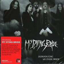 My Dying Bride ~ Introducing My Dying Bride NEW AND SEALED 2CD SET