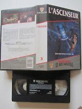 L'ascenseur de Dick Maas avec Huub Stapel, VHS, Horreur