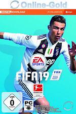 FIFA 19 - EA Origin Descargar Código - PC clave del juego Estándar Edición EU/ES