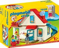 Playmobil 1.2.3 Family Home for Children 18 Months+ Christmas Toy Birthday Gift
