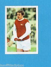 INGHILTERRA-SOCCER STARS 1970/71-Figurina n.9- JOHN RADFORD - ARSENAL -Rec