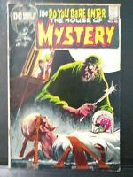 House Of Mystery #192 DC Comics June 1971 GDVG Adams cover