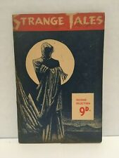 Strange Tales second selection (1946) pulp- Bloch, Clark Ashton Smith, Lovecraft
