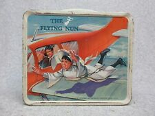 1968 FLYING NUN  TV Comedy LUNCHBOX  High Grade Condition #9