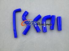 silicone radiator hose for KTM 400/450/525 EXC 2002-2006 2003 2004 2005 BLUE