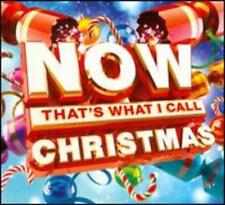 Now That's What I Call Christmas Set UK IMPORT 3 CD 2015 Compilation Holiday