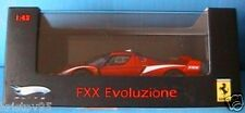 FERRARI FXX EVOLUZIONE RED HOT WHEELS ELITE 1/43 MATTEL ROSSO ROUGE HOTWHEELS