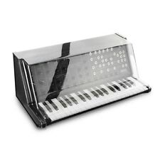 Decksaver for Korg MS-20 Mini Synthesiser Cover Smoked Clear MS20